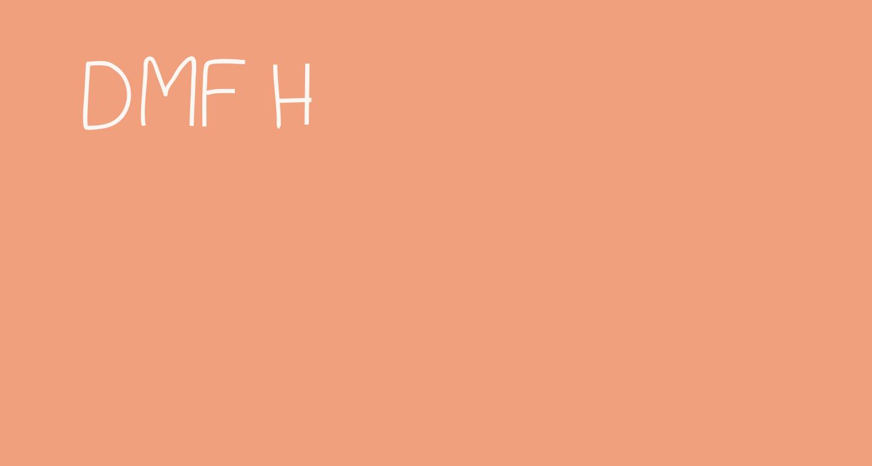DMF Handatme