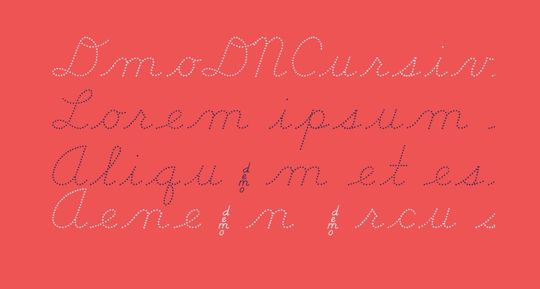 DmoDNCursiveDot