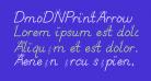 DmoDNPrintArrow
