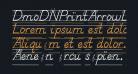 DmoDNPrintArrowLine