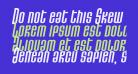 Do not eat this Skew