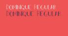 Dominique Regular
