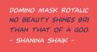 Domino Mask Rotalic