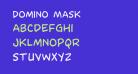 Domino Mask