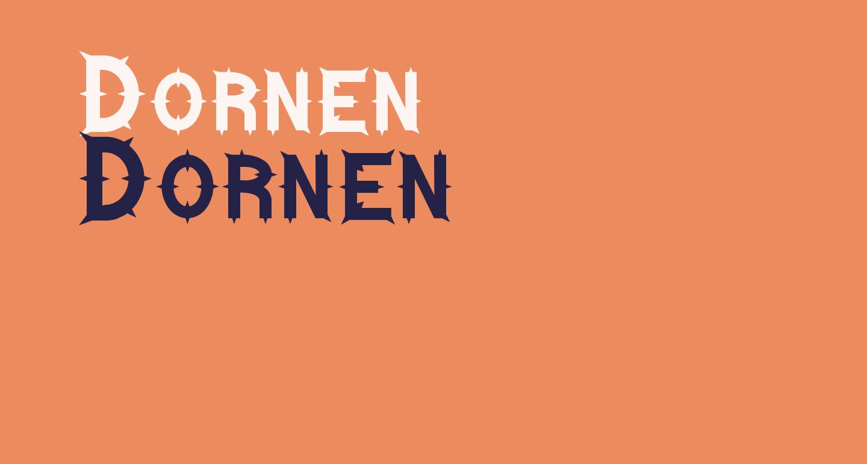 Dornen