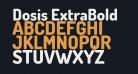 Dosis ExtraBold