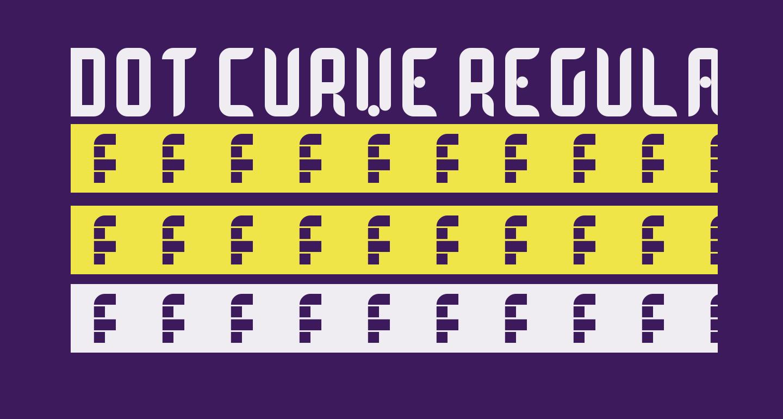 Dot Curve Regular