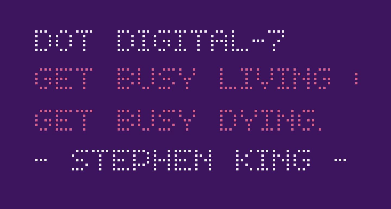 Dot Digital-7
