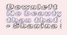Downleft