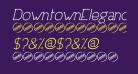 DowntownElegance-Italic