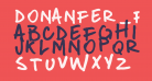 donanfer_font