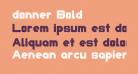 donner Bold