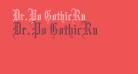 Dr.Po GothicRu