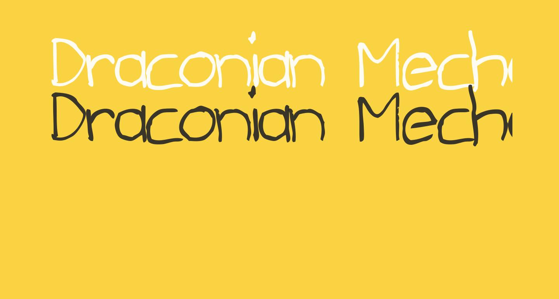 Draconian Mechanical Pencil