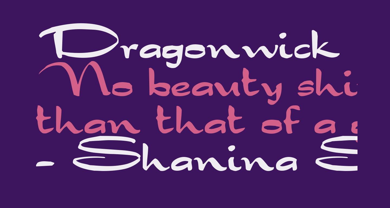 Dragonwick FG