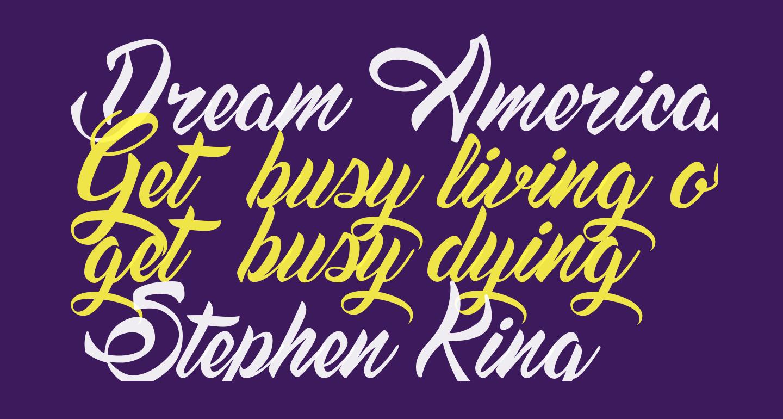 Dream American Diner demo