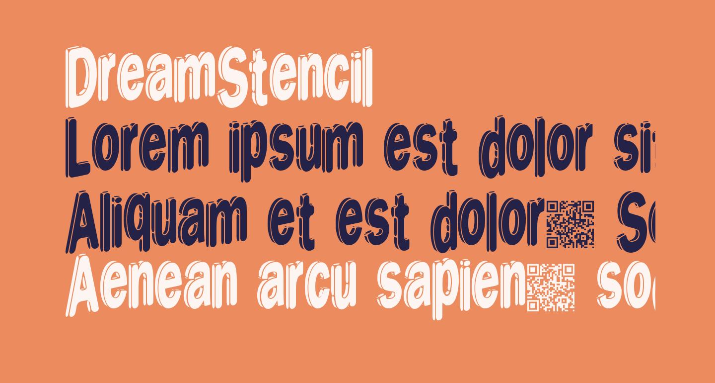 DreamStencil