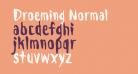 Droeming Normal