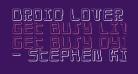 Droid Lover 3D