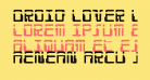 Droid Lover Laser