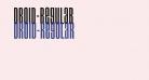 Droid-Regular