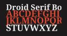 Droid Serif Bold