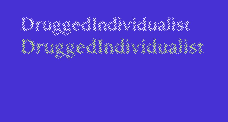 DruggedIndividualist