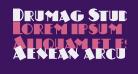 Drumag Studio NF