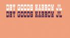 Dry Goods Narrow JL