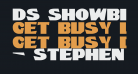 DS ShowBill