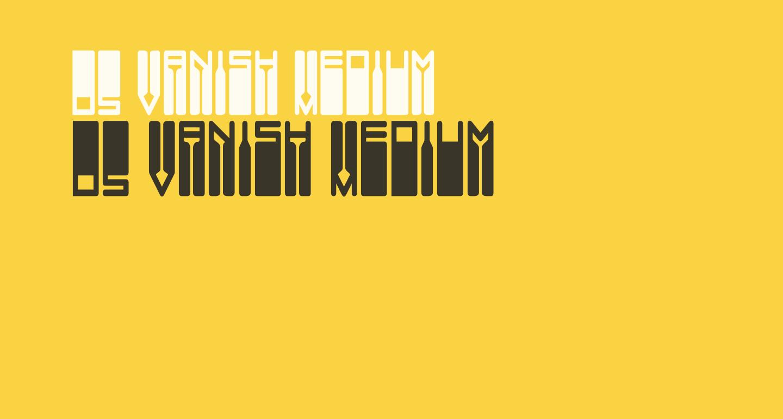 DS Vanish Medium