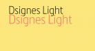 Dsignes Light