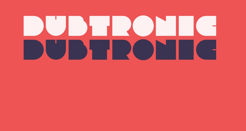 Dubtronic Solid