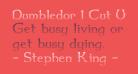 Dumbledor 1 Cut Up