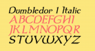 Dumbledor 1 Italic