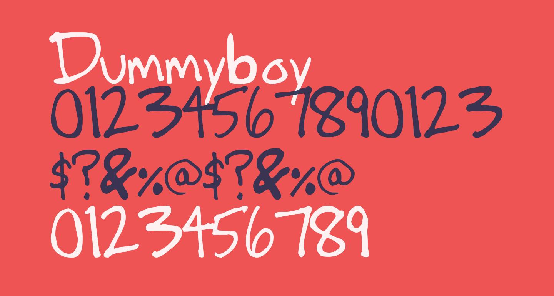 Dummyboy