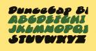 DunceCap BB Italic