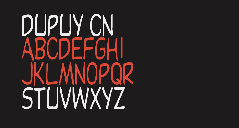 Dupuy Cn