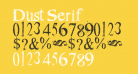 Dust Serif