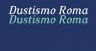 Dustismo Roman Bold Italic