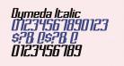 Dymeda Italic