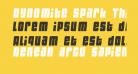 Dynomite Spark Thin