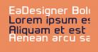 EaDesigner Bold
