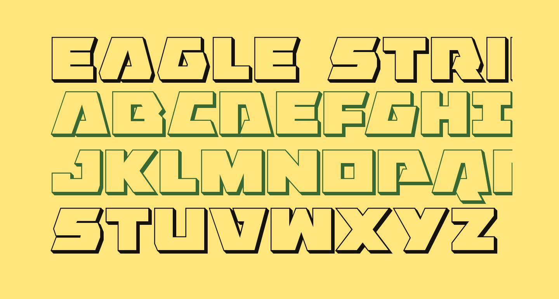 Eagle Strike 3D
