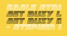 Eagle Strike Chrome Italic