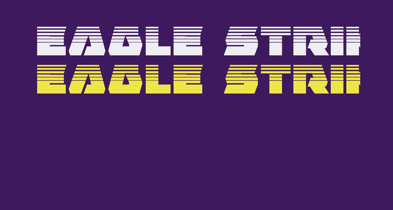 Eagle Strike Halftone
