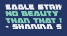 Eagle Strike Leftalic