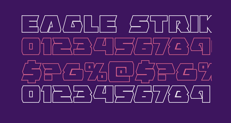 Eagle Strike Outline
