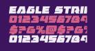 Eagle Strike Semi-Italic