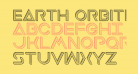 Earth Orbiter Engraved